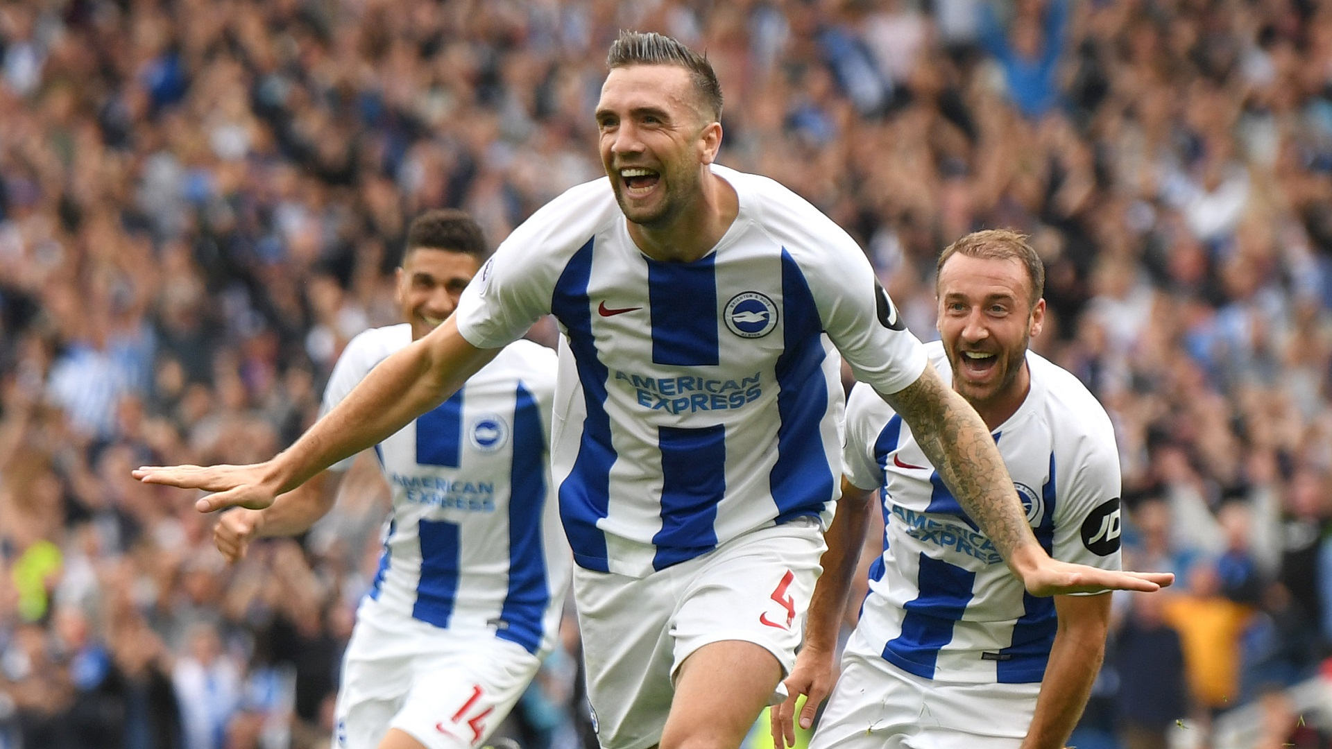 Shane Duffy Brighton Man Utd 19082018
