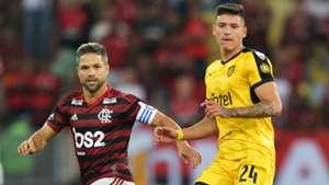 Diego Flamengo Peñarol Libertadores 03 04 2019