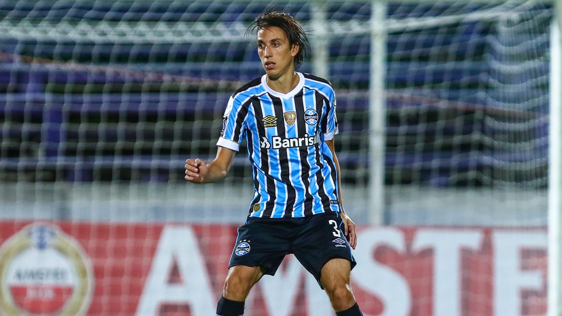 Geromel Defensor Gremio Copa Libertadores 27022018