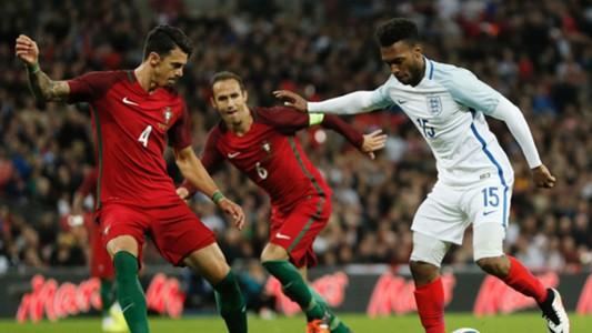 Jose Fonte England v Portugal 020616