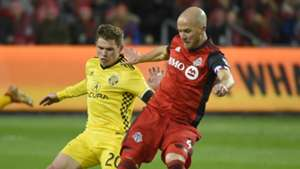 Michael Bradley Will Trapp Toronto FC Columbus Crew MLS