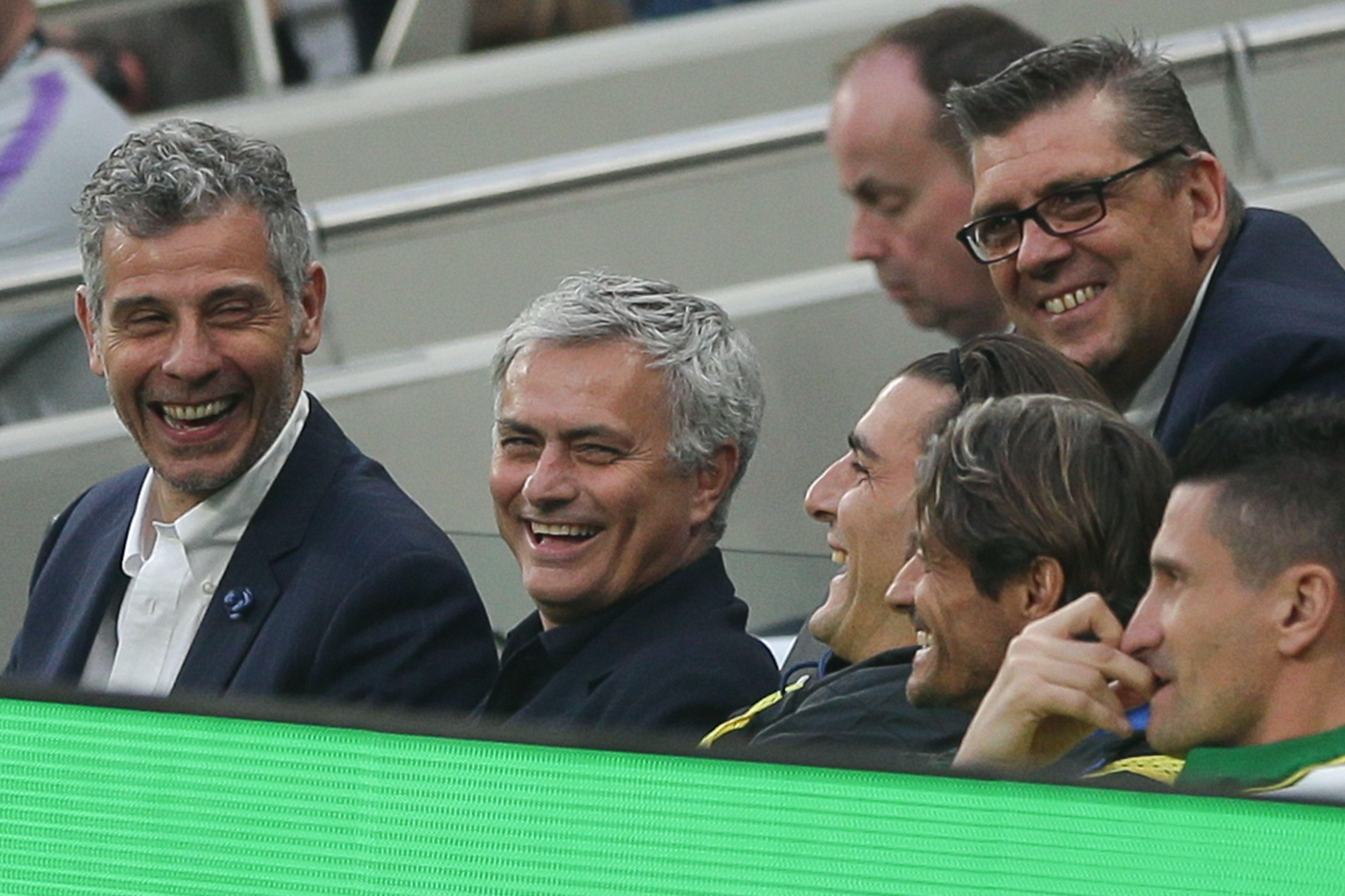 José Mourinho 2019