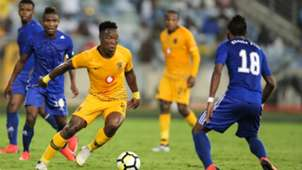 Philani Zulu Kaizer Chiefs v Elgeco Plus, December 2018
