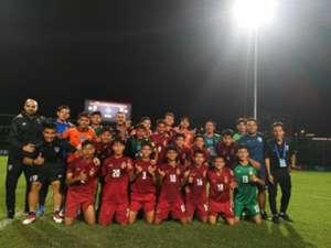 ทีมชาติไทย U14 : 2018