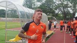 Lee Andrew Tuck Negeri Sembilan Malaysia Premier League 07032017
