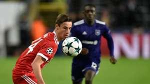 Anderlecht FC Bayern Marco Friedl