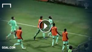 Domingos Quina Portugal U20