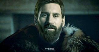 Messi king