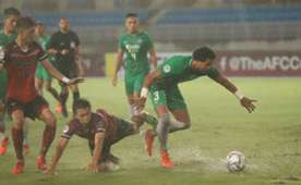 Tai Po playing in Afc Cup.