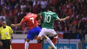 Giovani dos Santos Mexico Costa Rica