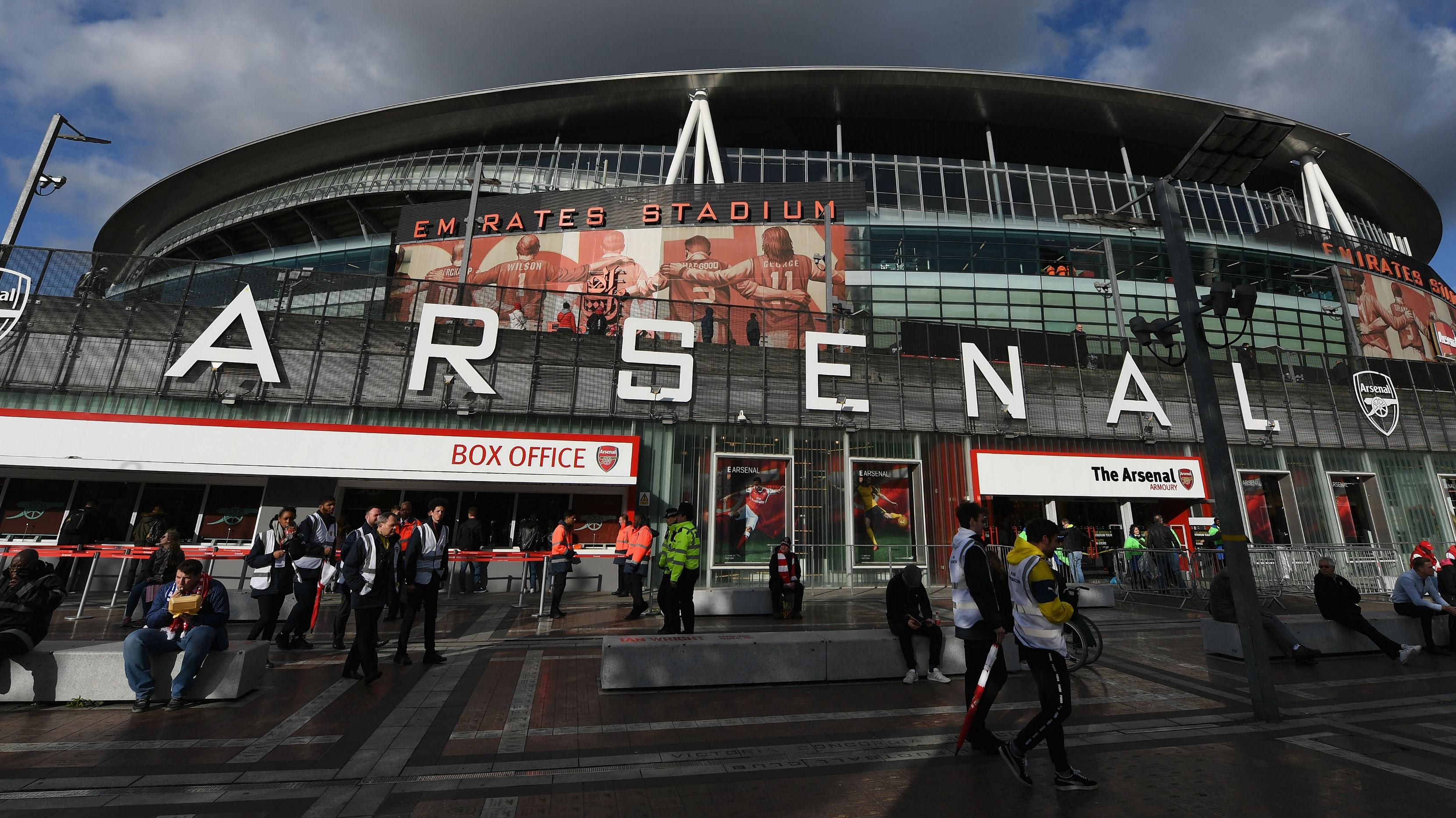 Arsenal Club Store at Emirates Stadium Raided by Burglars, Merchandise Stolen