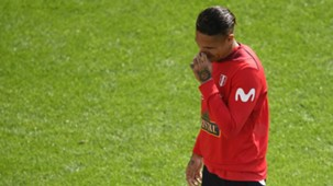 Paolo Guerrero Selección Perú 160618