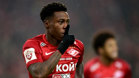 Quincy Promes Spartak