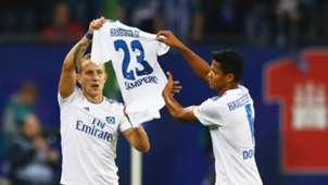 Lewis Holtby Hamburger SC HSV Bielefeld 27082018