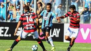 Fernandinho Gremio Vitoria Brasileirao Serie A 12112017