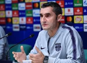 Valverde Barcelona Inter