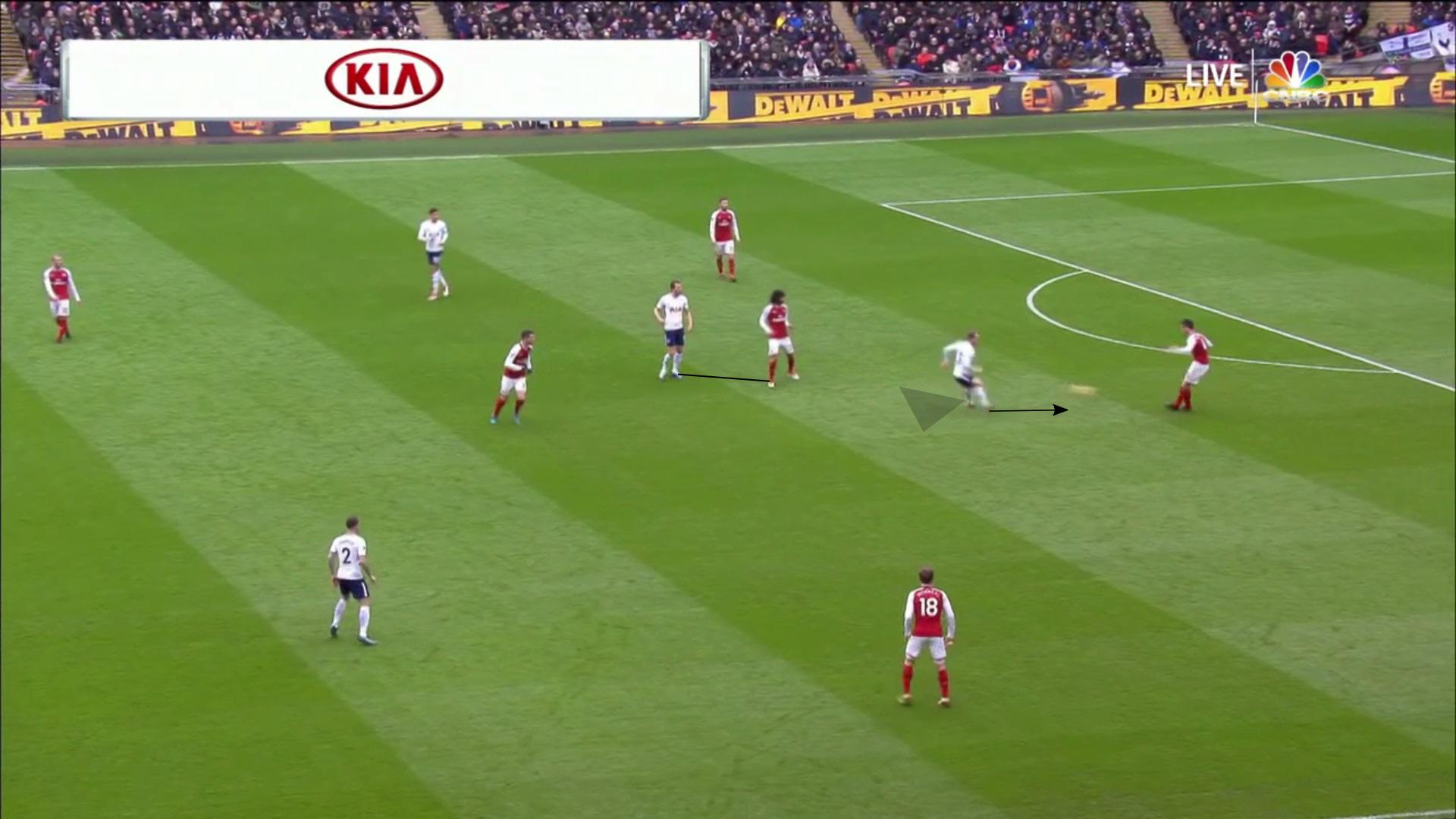 Arsenal Spurs 4