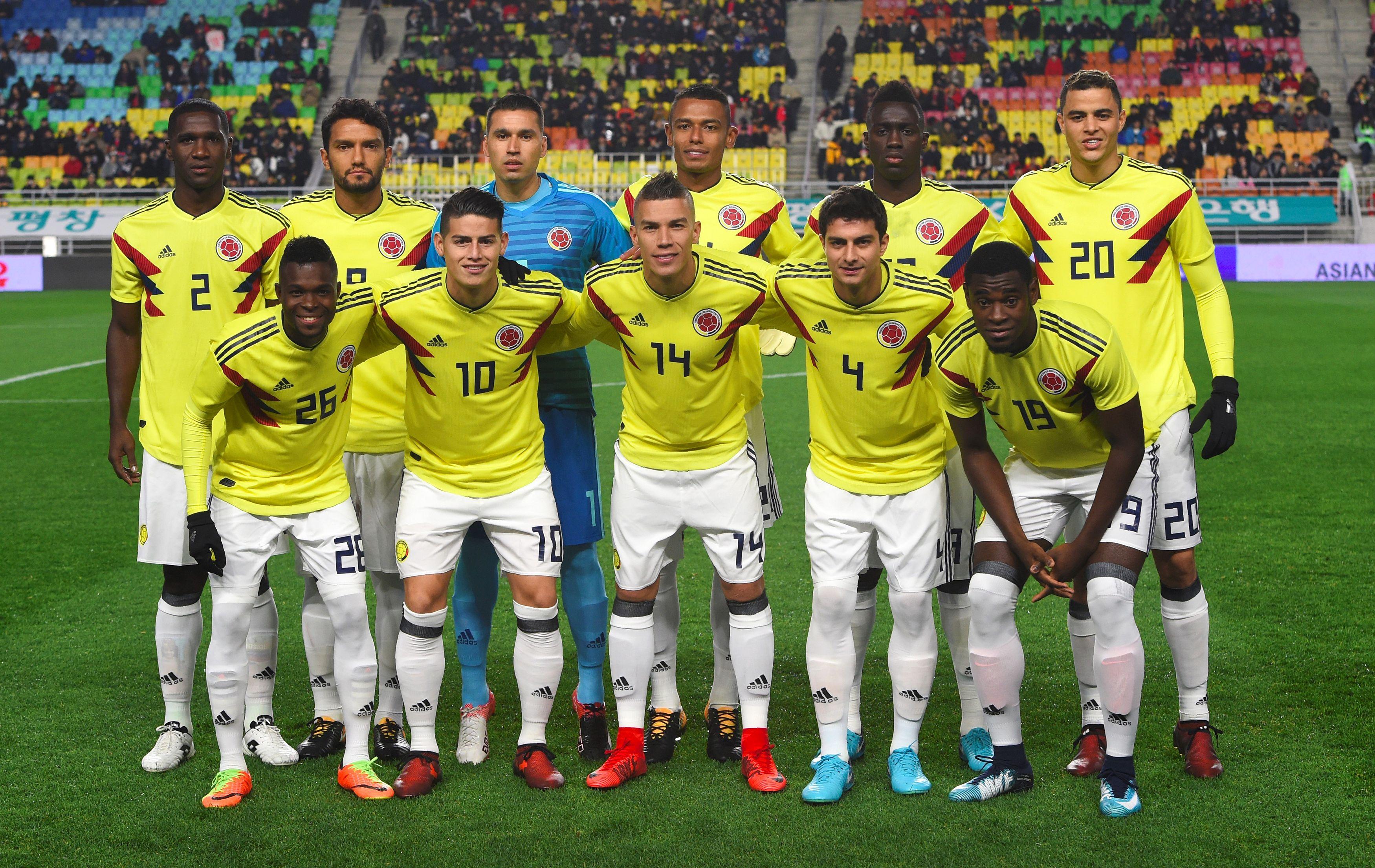 Corea  - Colombia