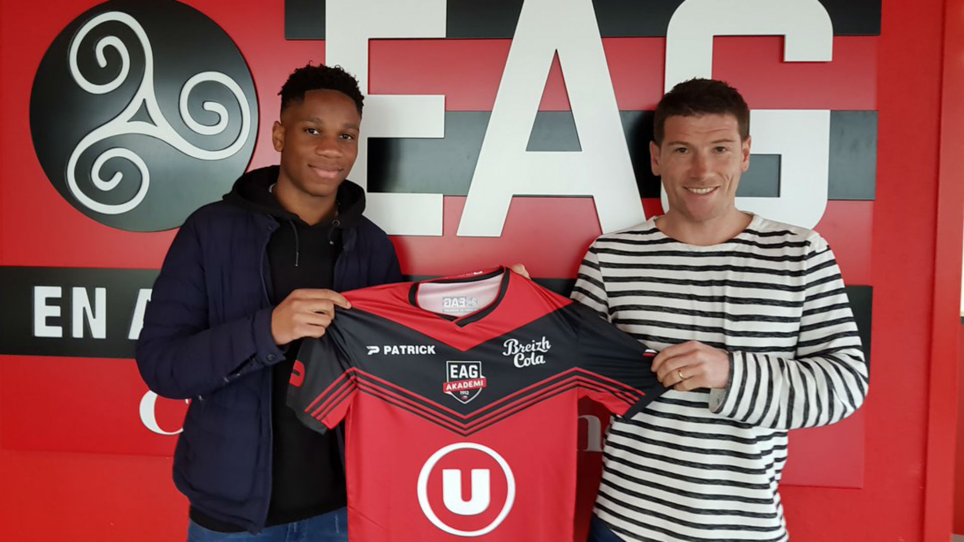 Drogba 'couldn't be more proud' as son signs for Guingamp