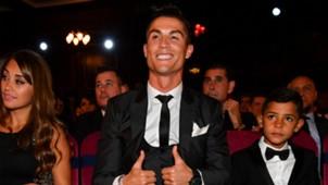 Cristiano Ronaldo FIFA Awards