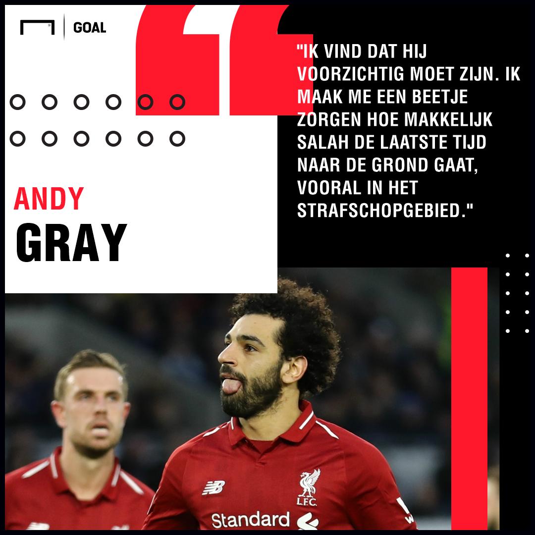 GFX Mohamed Salah, Liverpool