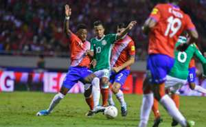 México Costa Rica