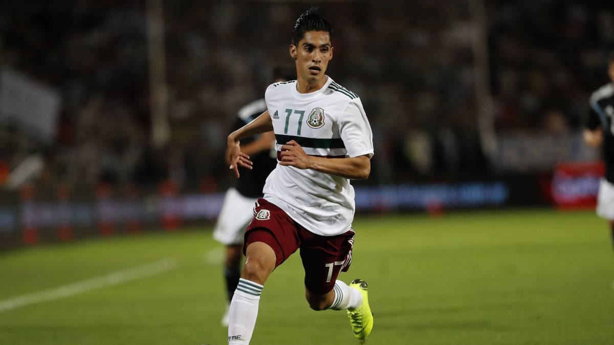 Erick Aguirre Selección