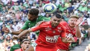 Saint-Etienne-Brest 1-1, l'ASSE concède le nul