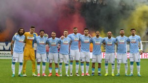 SPAL lineup Serie B 2016-17