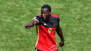 Romelu Lukaku Belgium Republic of Ireland Euro 2016