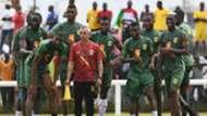 Mali - Afcon 2017 training