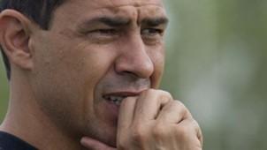 Fabio Carille treino Corinthians 20022018