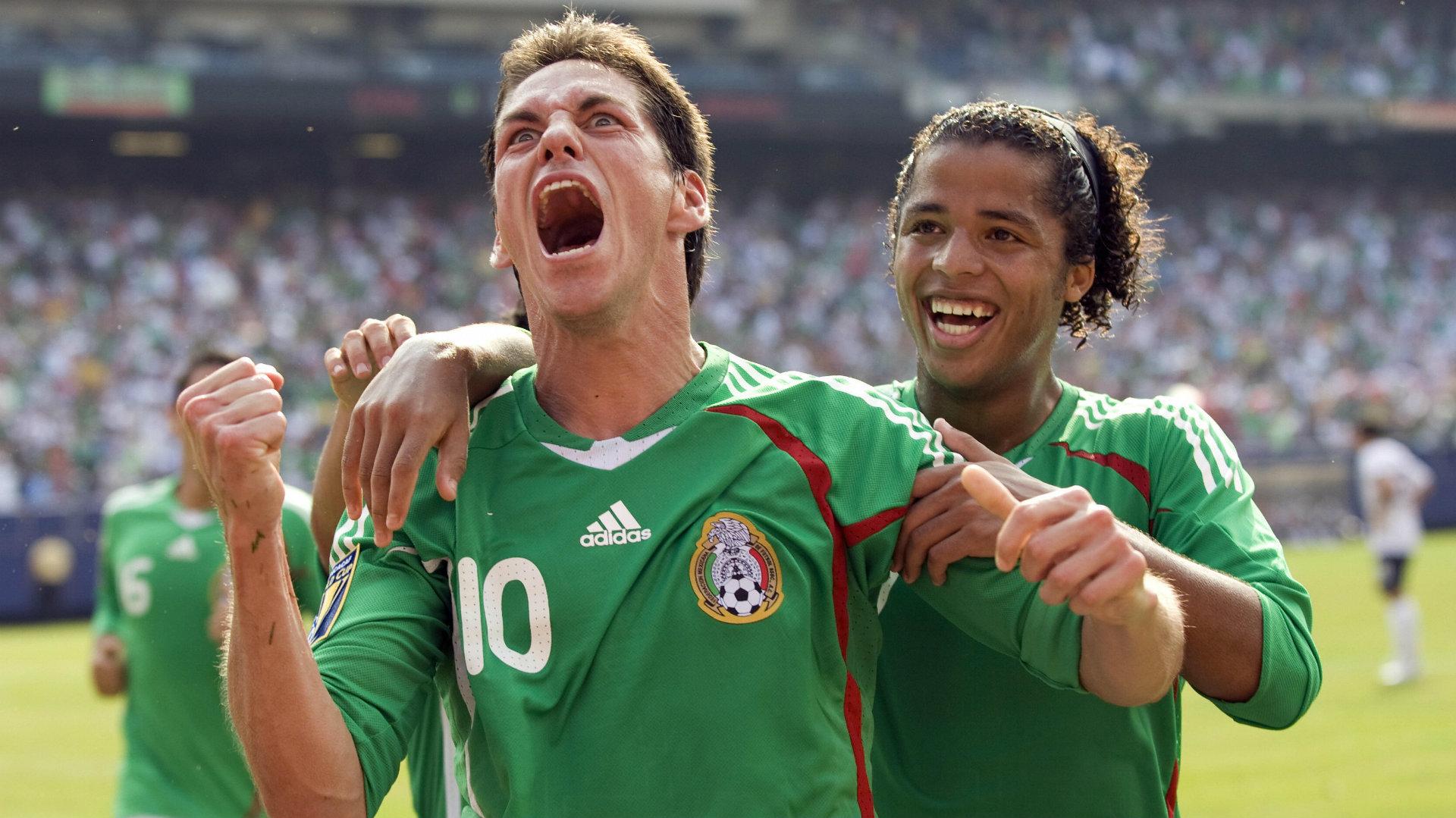 Guillermo Franco Selección Mexicana