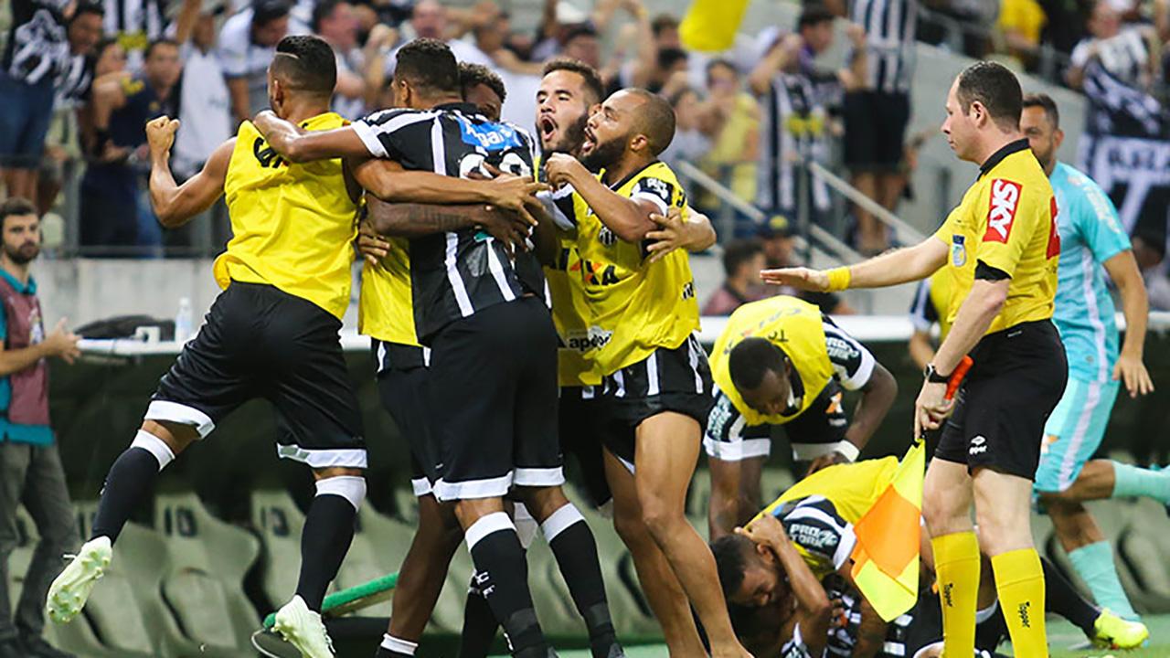 Ceara Brasileirao Serie A 2018