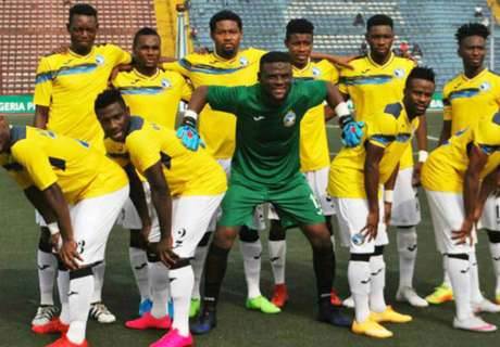 REPORT: Enyimba 1 Williamsville AC 0