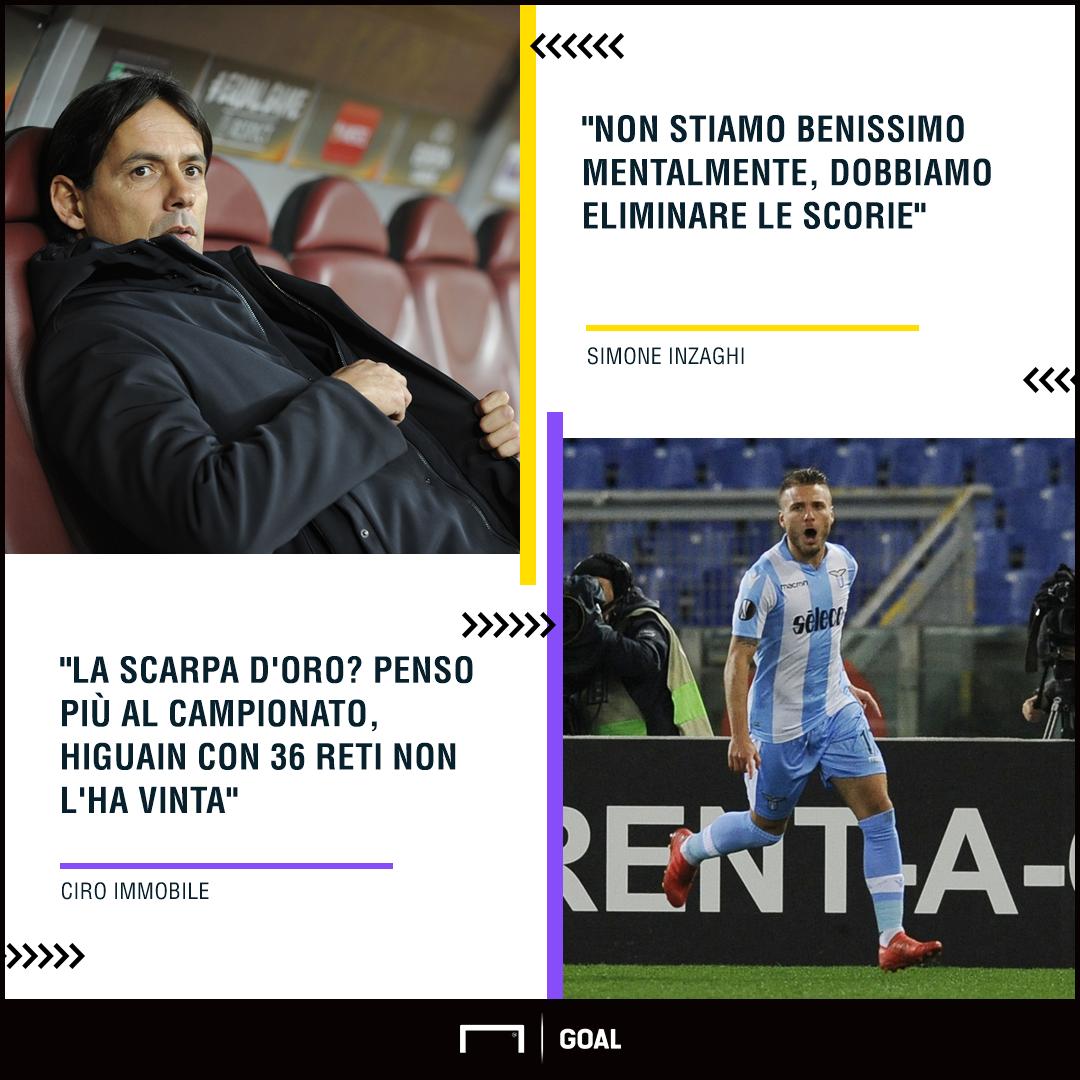 Lazio-Dinamo Kiev, Inzaghi in conferenza stampa: