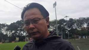 Ong Kim Swee, Malaysia U23, 28112017