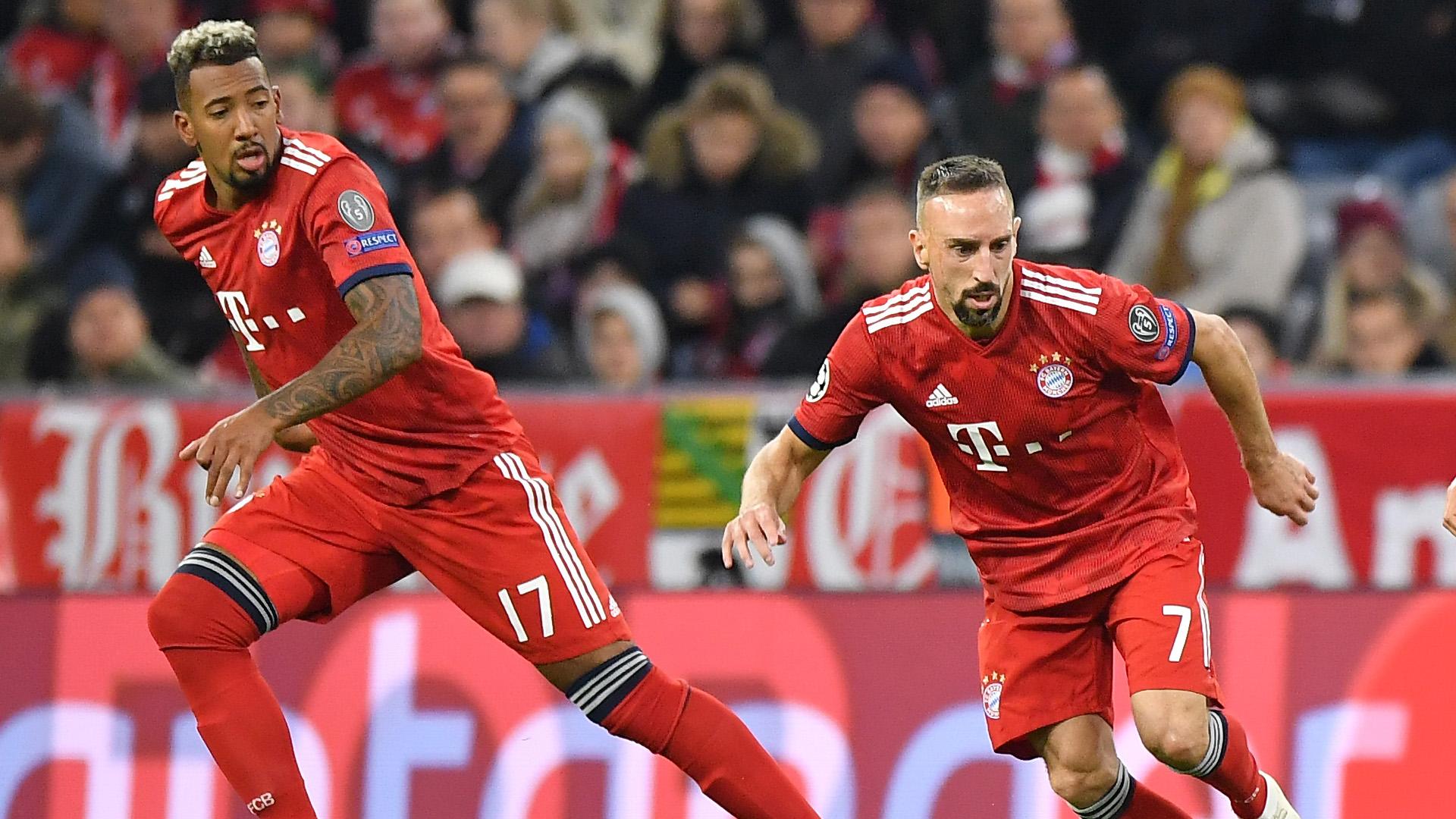 Bayern Fcb News Und Gerüchte Fcb Reist Ohne Boateng Und Ribery