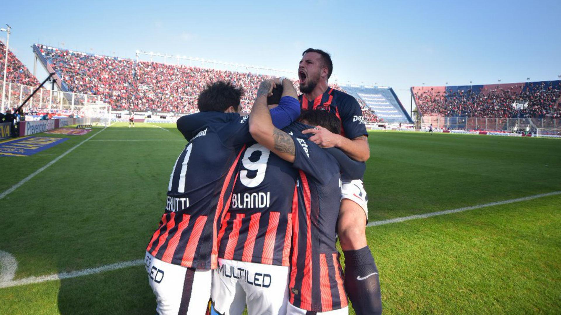 San Lorenzo River Torneo Primera División 04062017