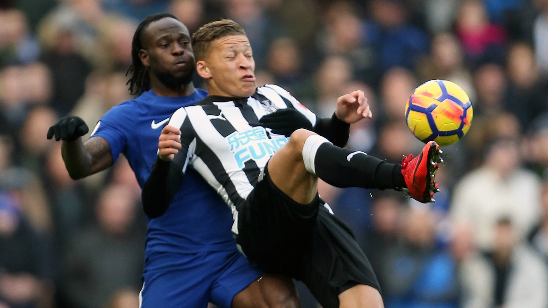Conte's men level on points with Manchester United — Chelsea vs Newcastle