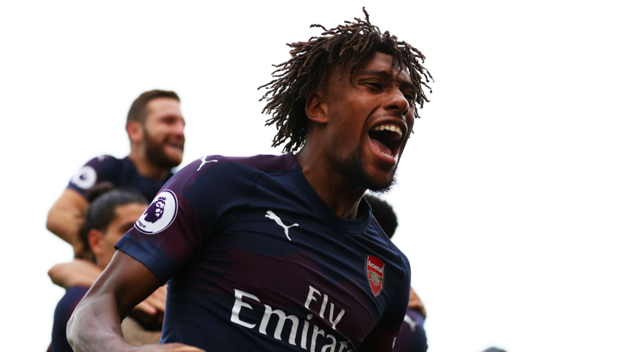 EXTRA TIME: Why is Arsenal star Alex Iwobi called the 'Nutmeg Prince'?