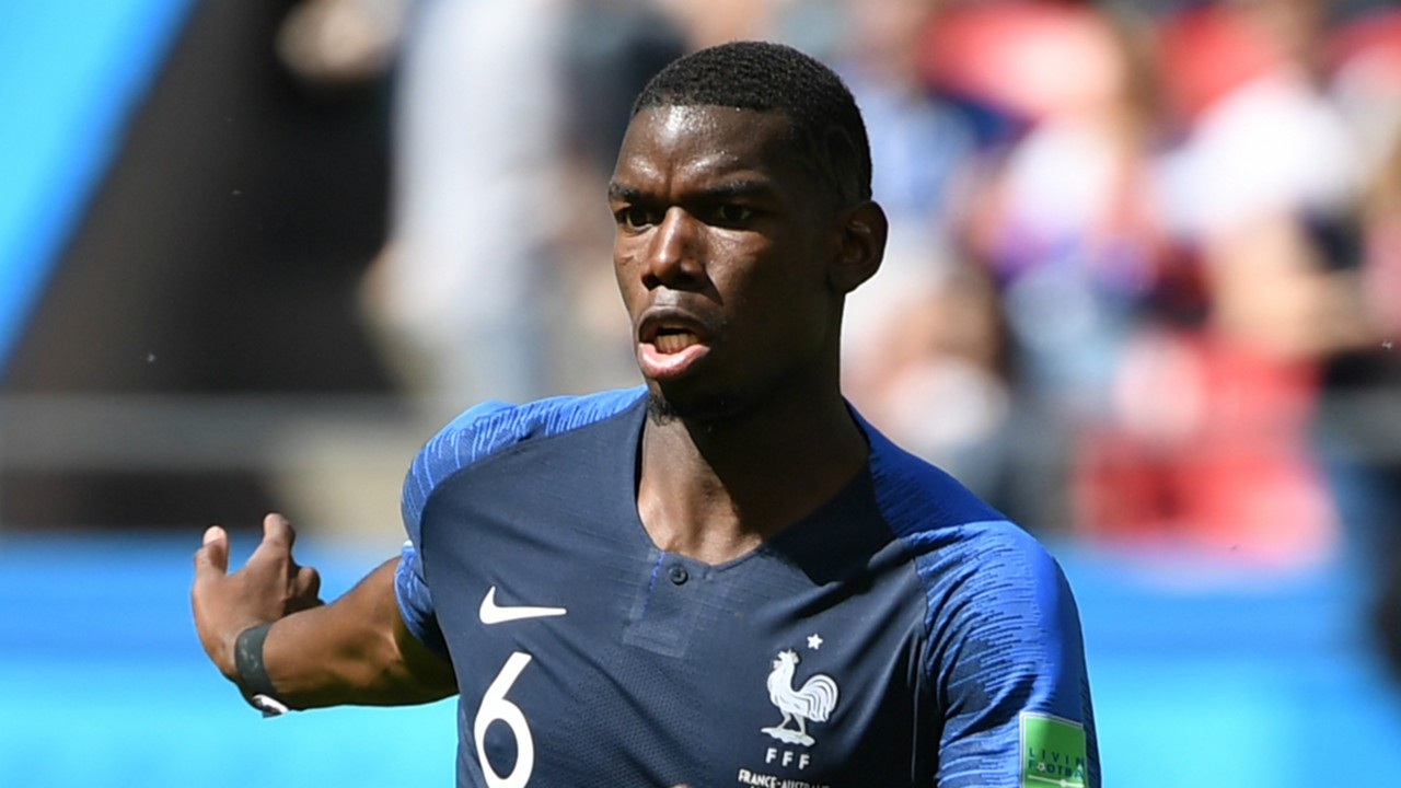 World Cup 2018 Paul Pogba Haircut Jibe And France Criticism Played