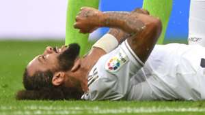 Marcelo ruled out of Champions League opener as Real Madrid's injury crisis deepens