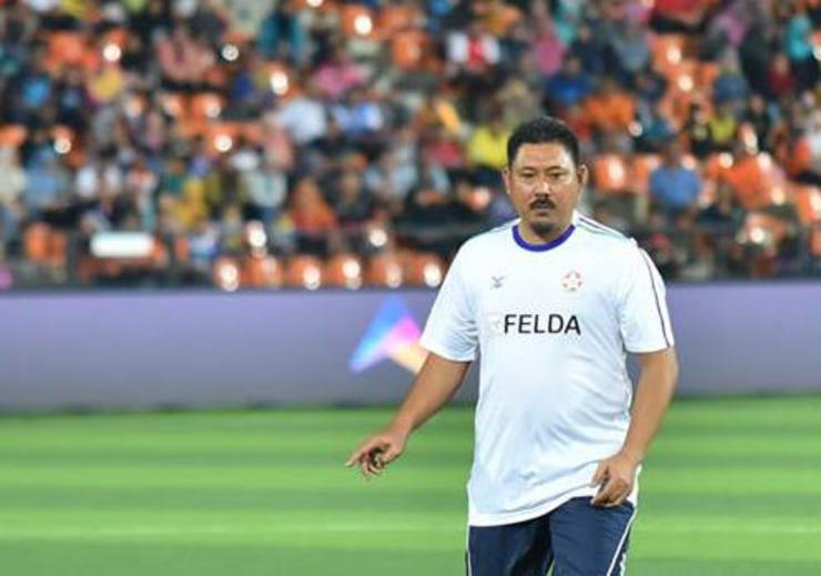 Azmi Mohamed Felda United Super League 2017