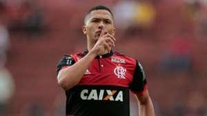Vitor Gabriel Copinha Flamengo Portuguesa-SP Copa Sao Paulo 22012018