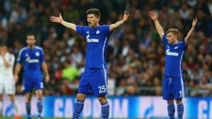 Klaas Jan Huntelaar Schalke Real Madrid Champions League