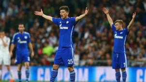 Klaas Jan Huntelaar Schalke Real Madrid Champions League