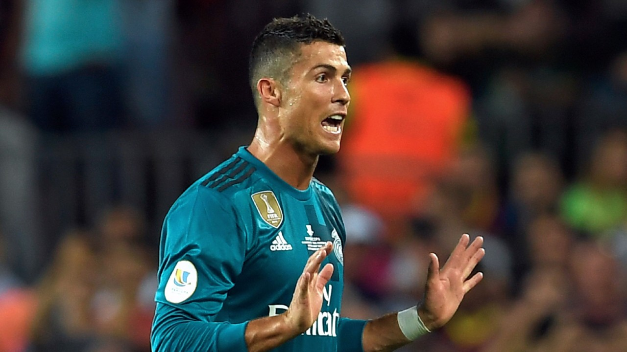 Cristiano Ronaldo news Real Madrid star hit with five game ban