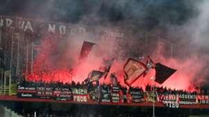Foggia fans Serie B