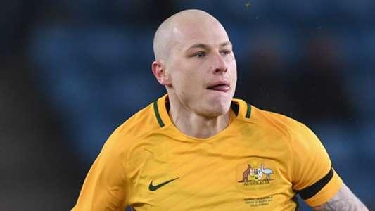 Aaron Mooy Australia 2017-18